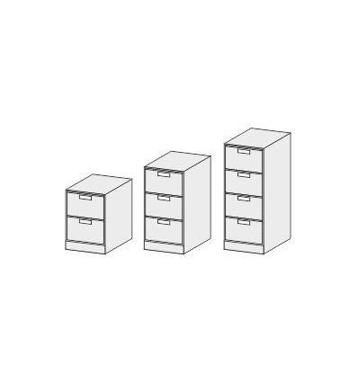 Classificatore con serratura - Tipo A